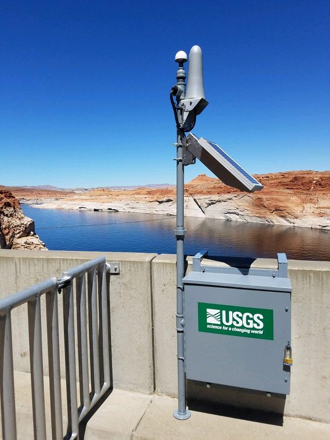 lake powell water data