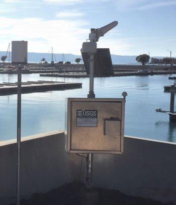 USGS station 10055000