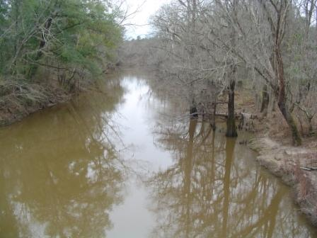 Patsaliga Creek