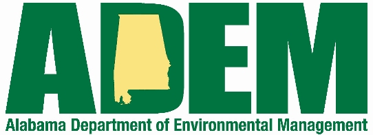 Alabama Dept of Environmental Management