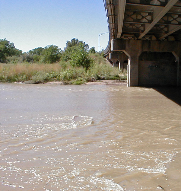 USGS Current Conditions For USGS 07106500 FOUNTAIN CREEK