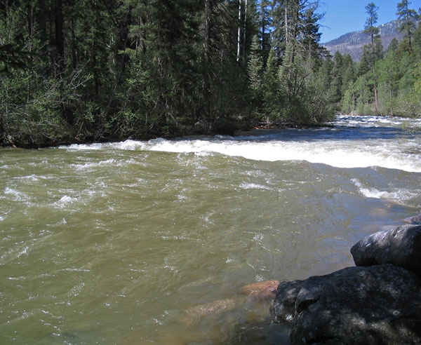 Usgs Current Conditions For Usgs 09352900 Vallecito Creek