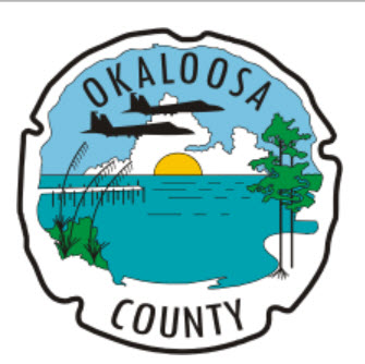 Link to the Okaloosa County, Florida.