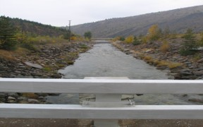 SF Clearwater River at Elizabeth Park nr Kellogg, ID - USGS file photo
