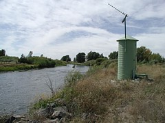 Teton River near St. Anthony, ID - USGS file photo
