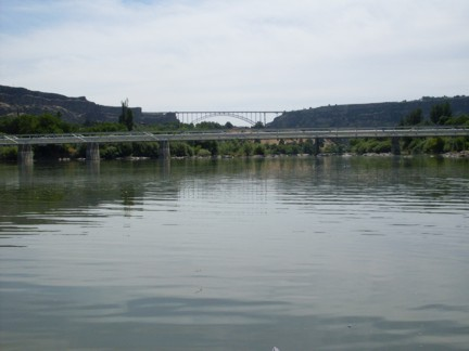 Snake River near Twin Falls, ID - USGS file photo