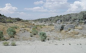 INL Diversion at head near Arco, ID - USGS file photo