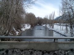 Big Wood River at Hailey, ID - USGS file photo