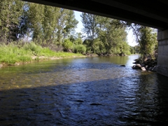 Big Wood River at Stanton xing nr Bellevue, ID - USGS file photo