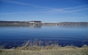 C.J. Strike Reservoir near Grand View, ID - USGS file photo