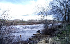Weiser River near Cambridge, ID - USGS file photo