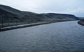 Weiser River near Weiser, ID - USGS file photo