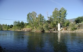 Salmon River at Salmon, ID - USGS file photo