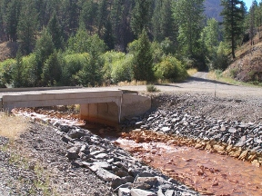 Blackbird Creek near Cobalt, ID - USGS file photo