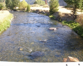 Panther Creek near Cobalt, ID - USGS file photo