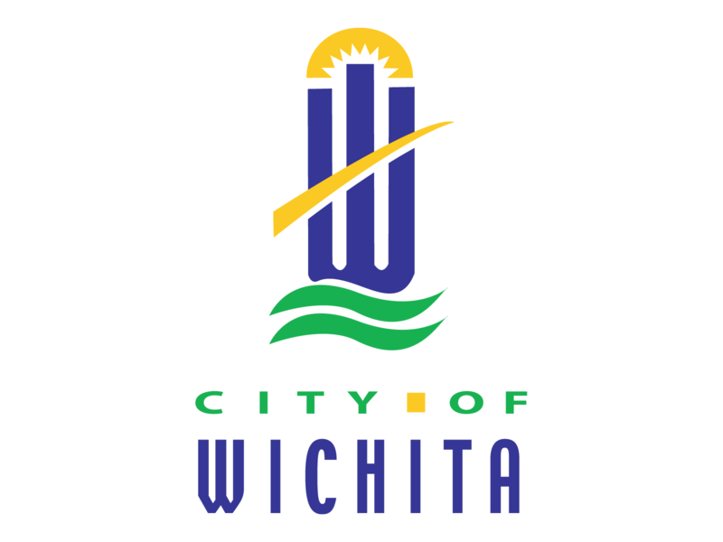 Logo for city of Wichita
