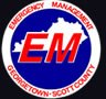 Scott County Emergency Management Logo