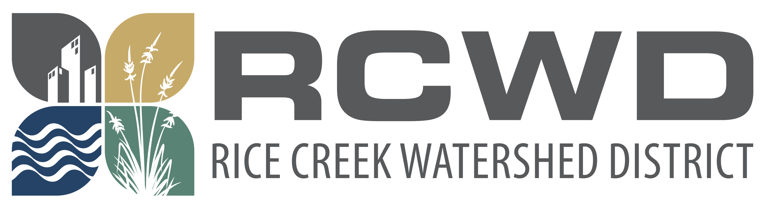 Rice Creek Watershed District logo