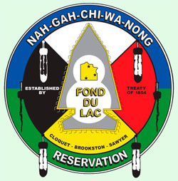 Fond du Lac Band Logo
