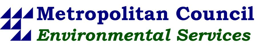 Metropolitan Council - Environmental Services Logo