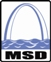 Logo for Metropolitan St. Louis Sewer District