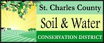 Logo for St. Charles County Soil and Water Conservation District