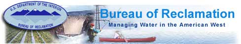 Bureau of Reclamation logo