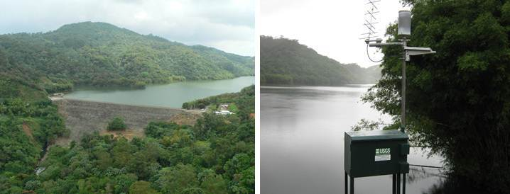 Image of Lago de Matrullas at Damsite near Orocovis