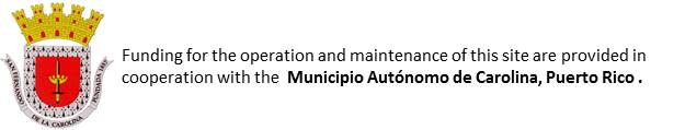 Click to go to the Municipio Autonomo de Carolina web page