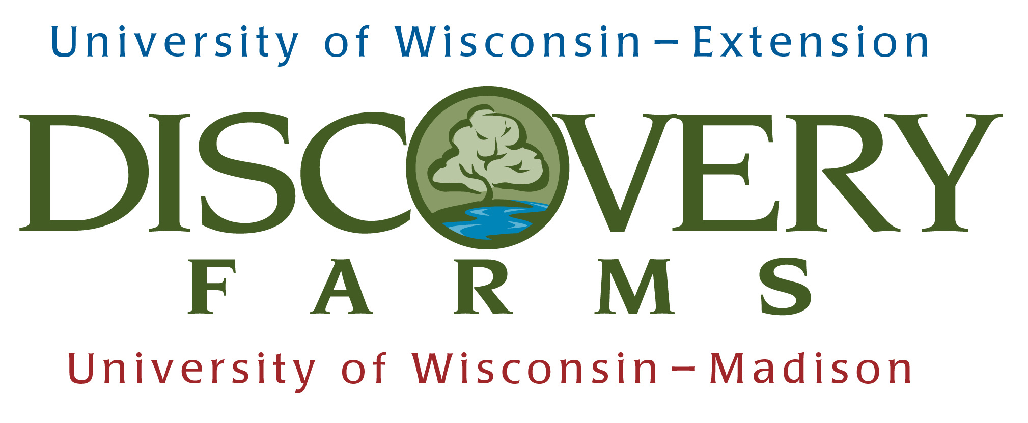 University of Wisconsin Discovery Farms Logo